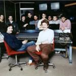 Roma 1989 Cam Studios Rome ;  Riccardo Fassi Tankio Band with Steve Grossman