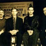 2002 Moncalieri Jazz Festival;  Riccardo Fassi, John Riley, Gianluca Renzi, Gary Smulyan